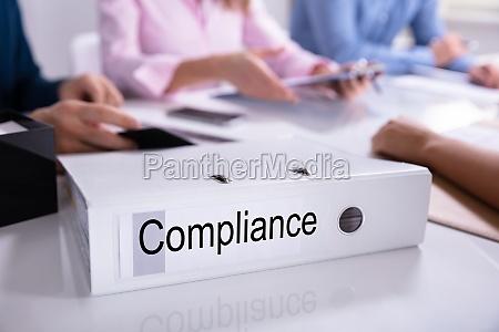 compliance dokumente
