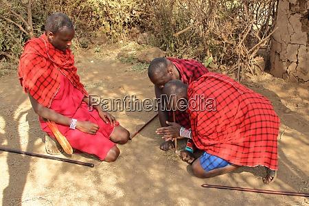 kenya amboseli national park august