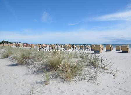 strand von groemitz am baltikum