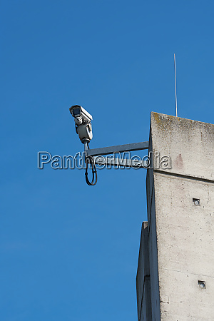video surveillance on