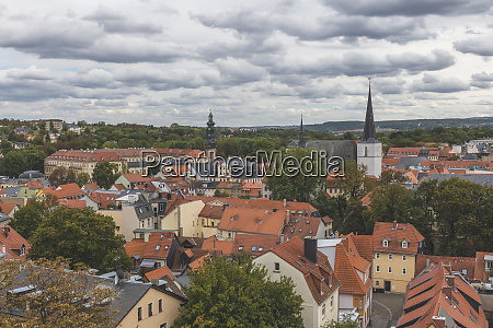 germany weimar view from st james