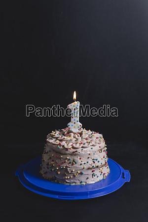 birthday cake banana apple spelt cake