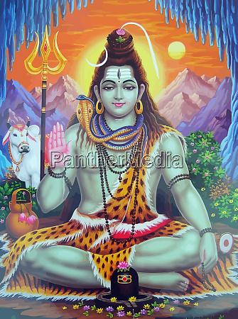 maha shivaratri herr gott hinduism ochsenhoehle