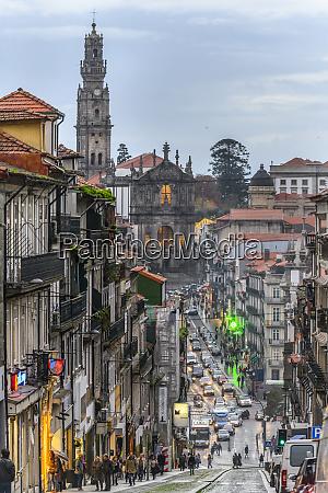 city life in porto the second