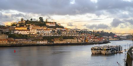 portos riverside quarter ribeira porto portugal