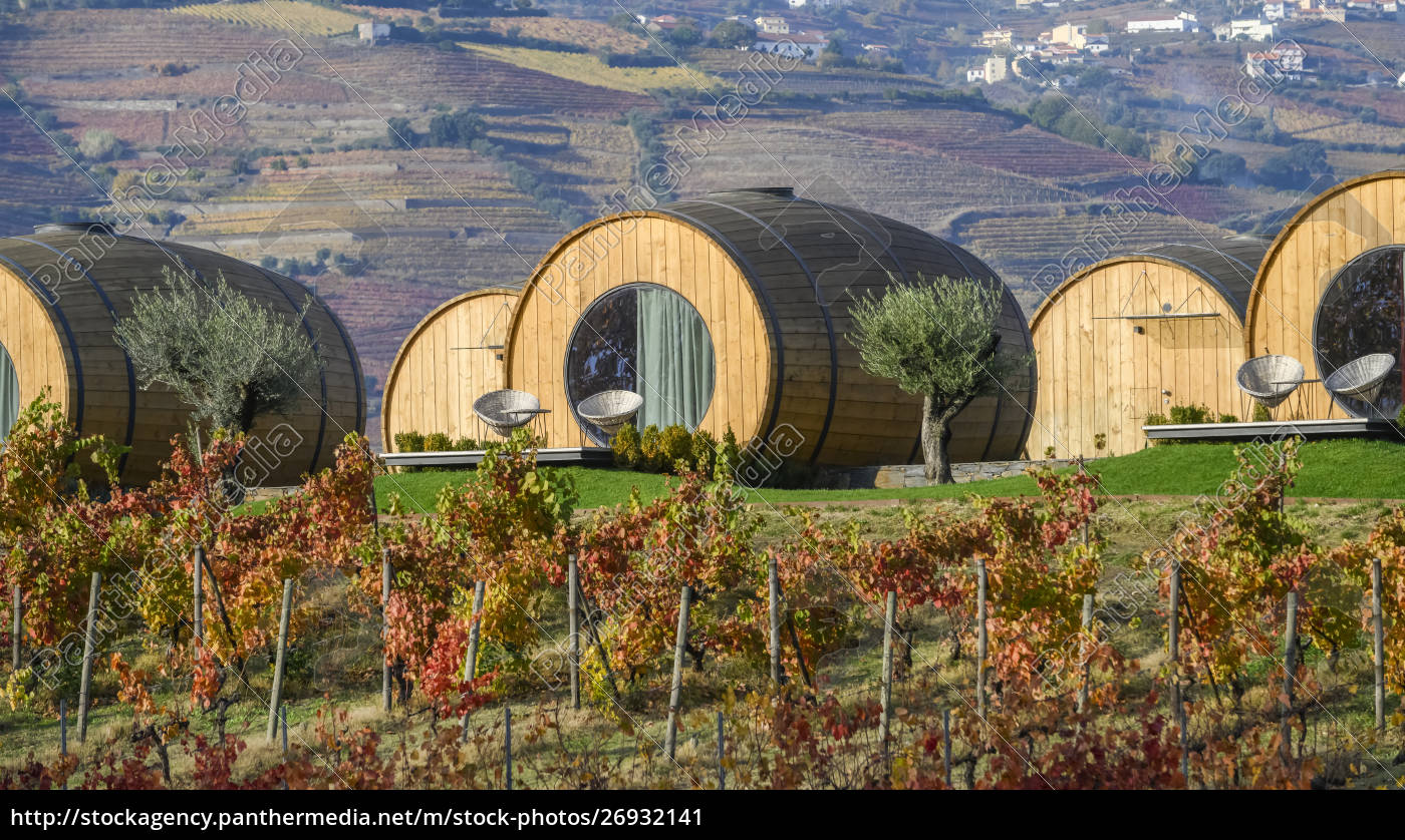 large, wine, barrel, structures, for, accommodation - 26932141