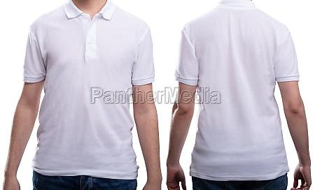 man, in, white, t-shirt - 26938916
