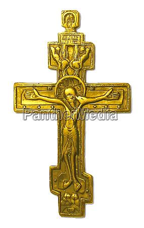 goldene christliche kreuz frieden kreuzigung jesus