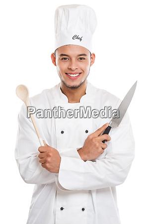 cook cooking young man male job