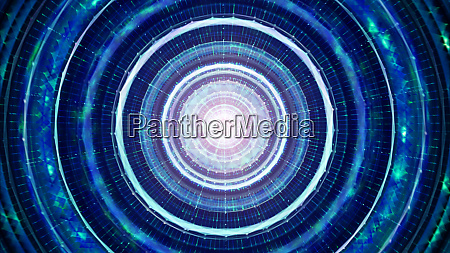 futuristic technology background outer space alien