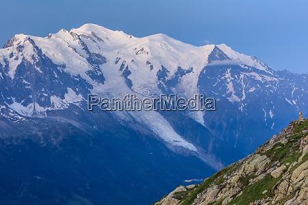 mont blanc frankreich