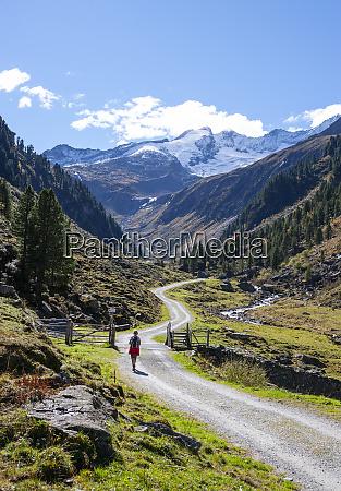 OEsterreich salzburg nationalpark hohe tauern zillertaler