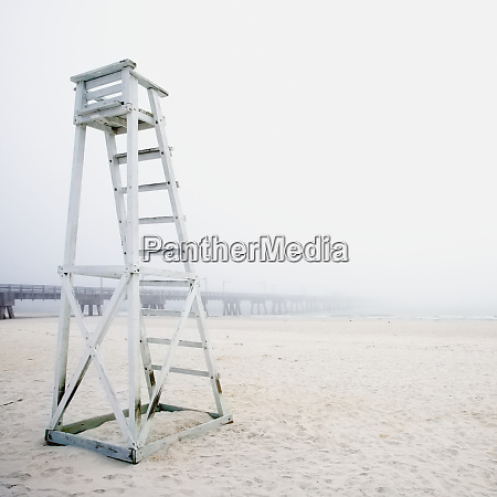 leere, life, guard, station - 26976501