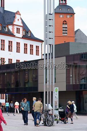 bushaltestelle gutenbergplatz