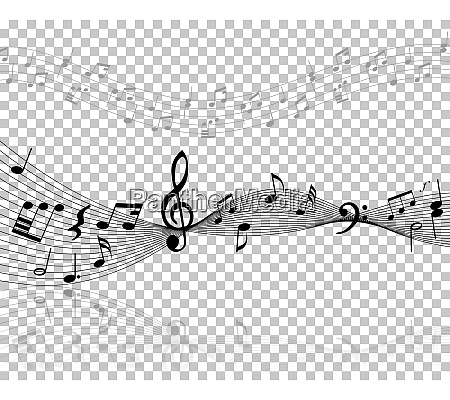 vector notes design