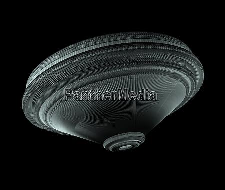 sci fi element fuer raumschiff futuristisches