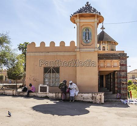 enda mariam domkomplex asmara zentralregion eritrea