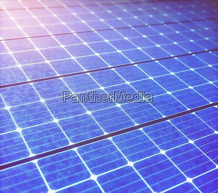 solar panel OEkologische erneuerbare energien