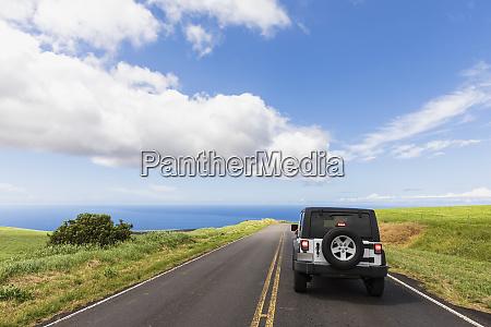 usa hawaii big island kohala mountain