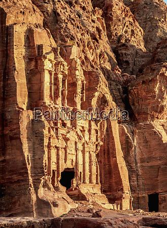 corinthian tomb petra unesco world heritage