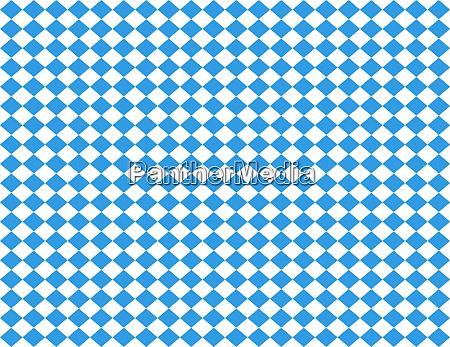 bayerische rhombus textur hintergrund blau und