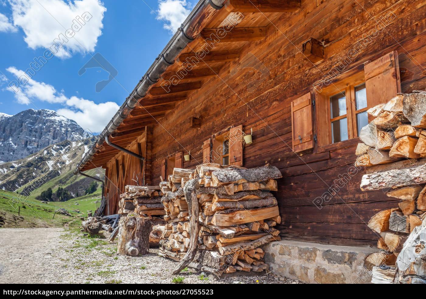 the, mahlknecht, alpin, hut, on, the - 27055523