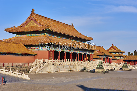 gate of supreme harmony forbidden city