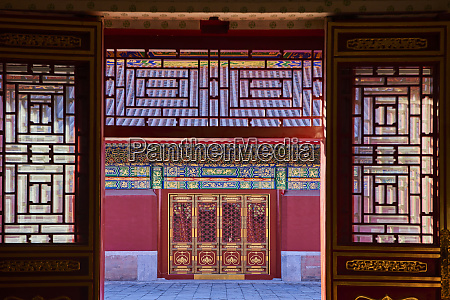 palace of tranquil longevity the forbidden