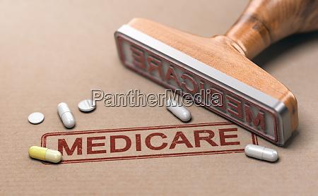 medicare national health insurance program in