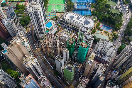 causeway bay hongkong 01 juni 2019