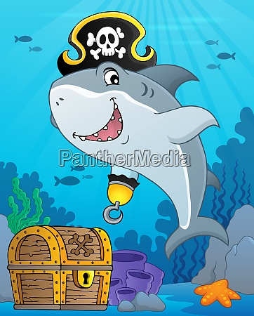 pirate shark topic image 9