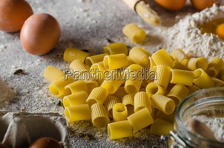 hausgemachte pasta bio