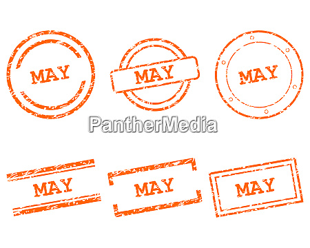 may stamps