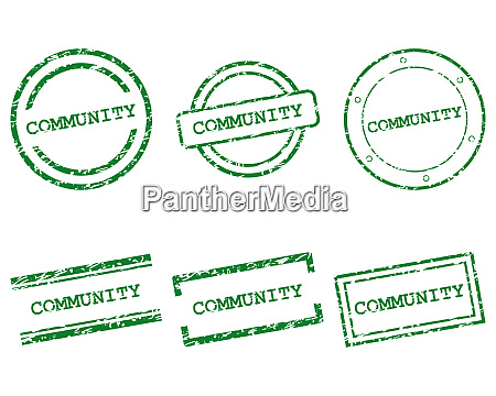 community stamps