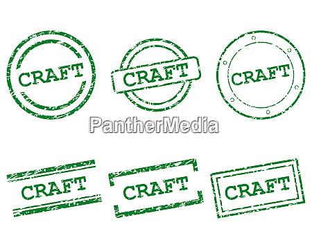 handwerk briefmarken
