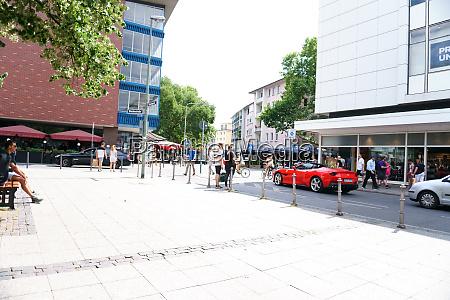 platz an der katharinenpforte frankfurt