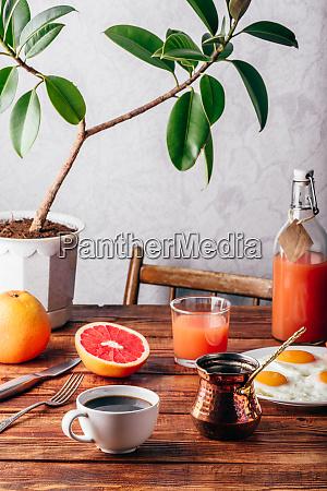 gesundes fruehstueck