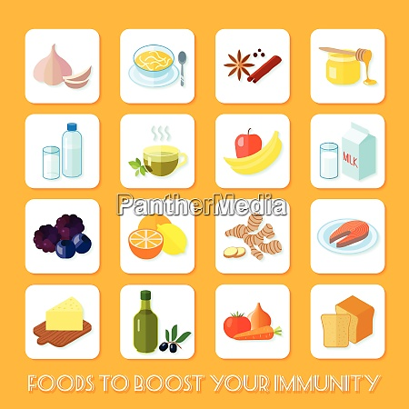 healthy food that boost your immunity