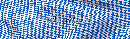 bavarian flag using as background