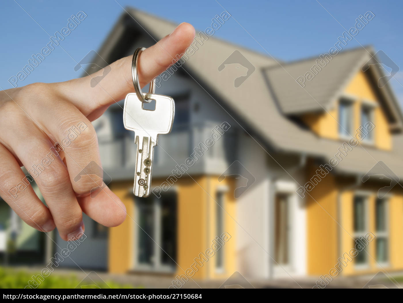 key, for, privately, owned, home - 27150684
