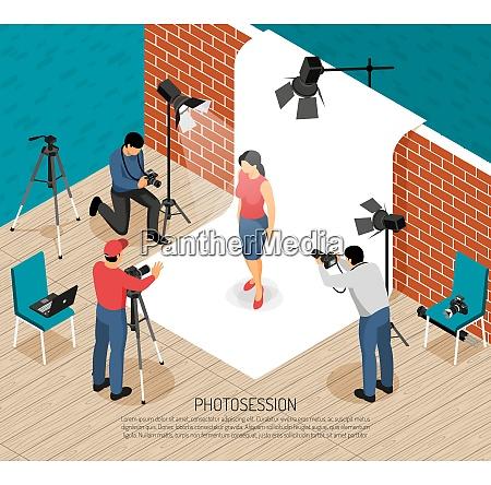 professionelle foto kunst studio innenausstattung fotografen