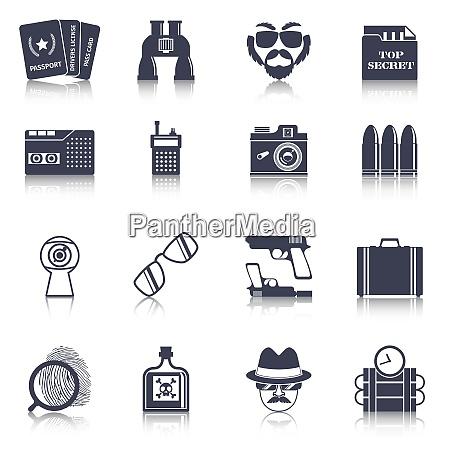 spy agent ausruestung gadgets und zubehoer