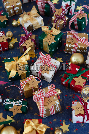 kleine festliche geschenke zu weihnachten