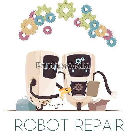 naechste generation 2 autonome kollektive roboter