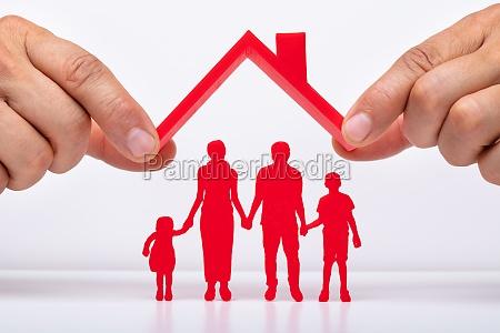sicheres familienhaus