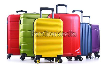 koffer gepaeck gepaeck tasche reise reise