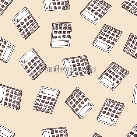 school calculator seamless