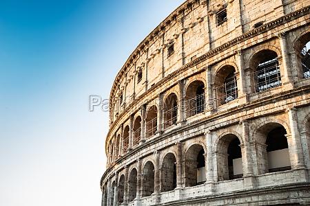 kolosseum in rom italien