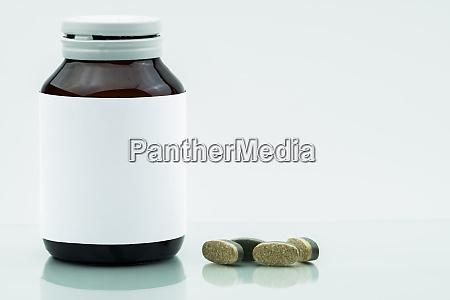 vitamine nahrungsergaenzungsmittel und mineralien doppelschicht tabletten