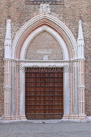 arch door venice